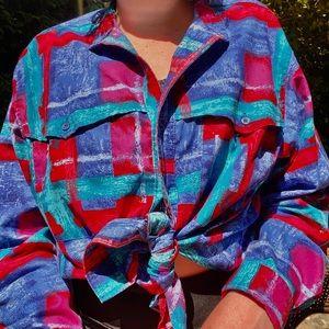 VINTAGE 90s-2000 Wrangler Western Shirt
